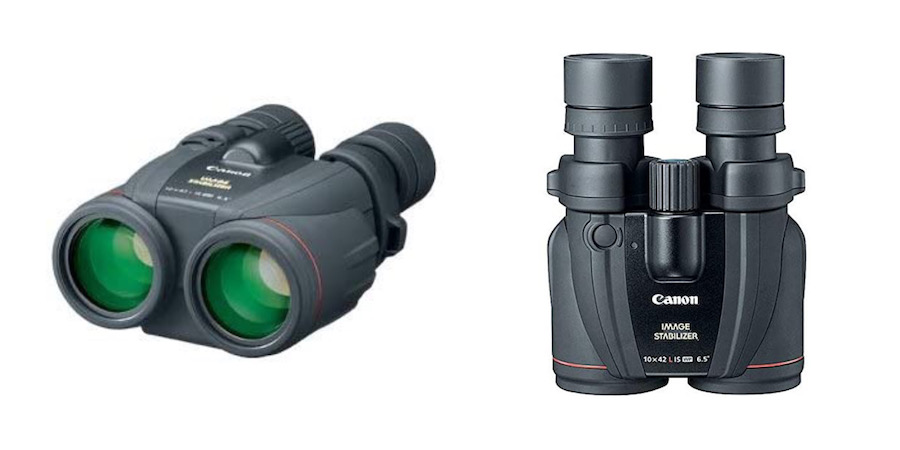 binoculares Canon 10x42L IS WP